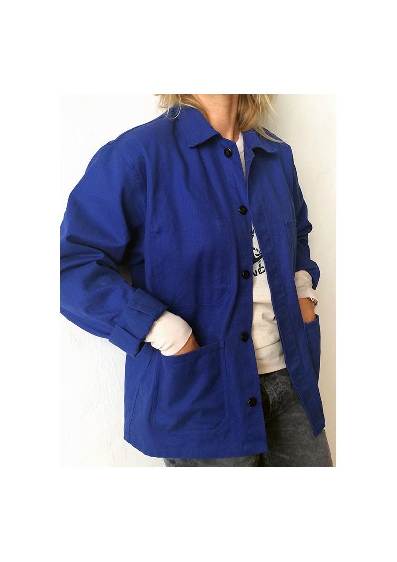 L'authentique Bleu de travail en coton