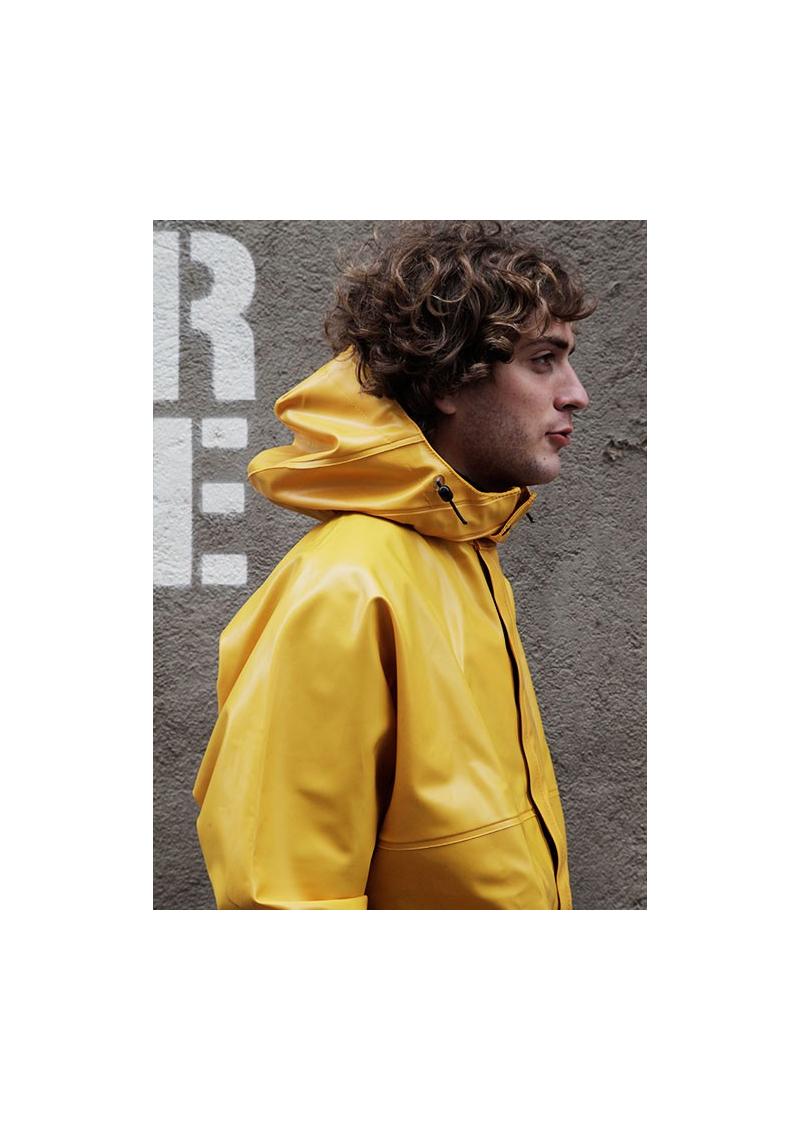 Le véritable ciré jaune