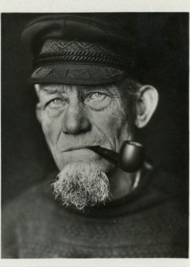 Traditional Breton Fisherman Cap