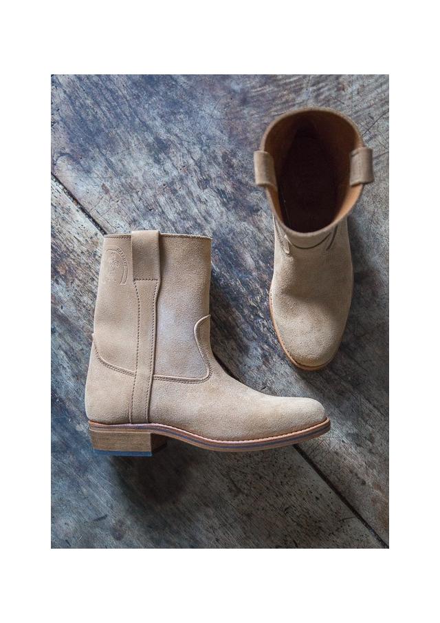 Les boots de Gardiane
