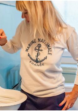 Le sweat de la Marine Nationale