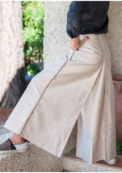 La jupe culotte de gardiane