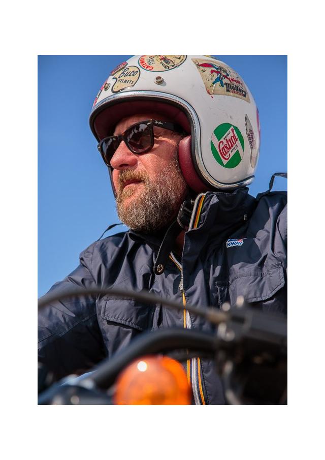 The K-Way Biker's Jacket