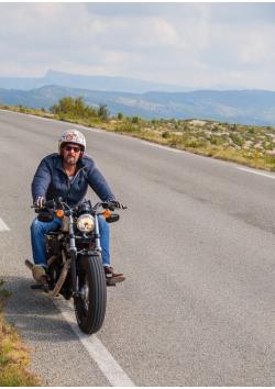 Le K-Way du motard