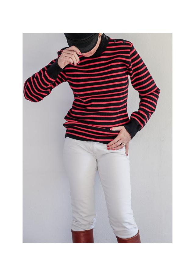 Genuine Striped Breton Sweater