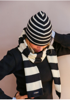 Le bonnet de quart de la marine