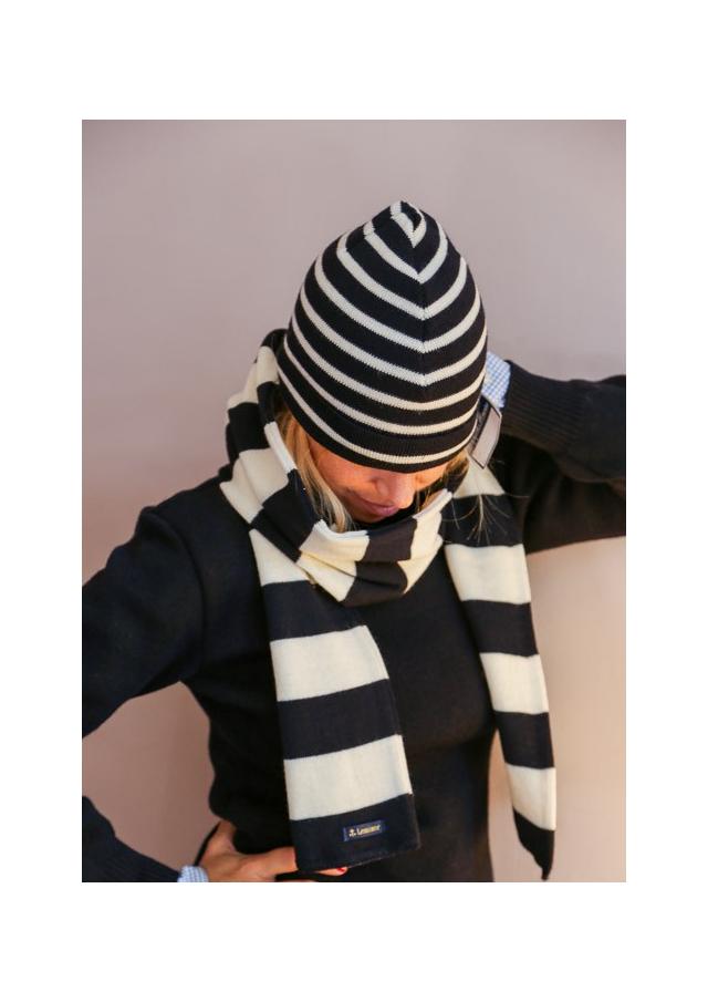 Breton beanie hat