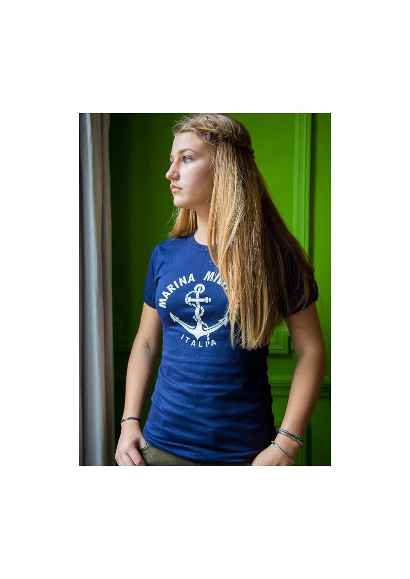 Le T-Shirt de la Marine Italienne