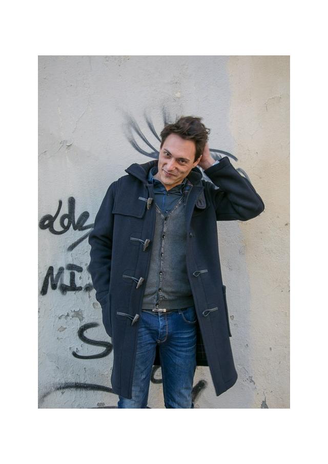 Le vrai Duffle-Coats anglais pour homme
