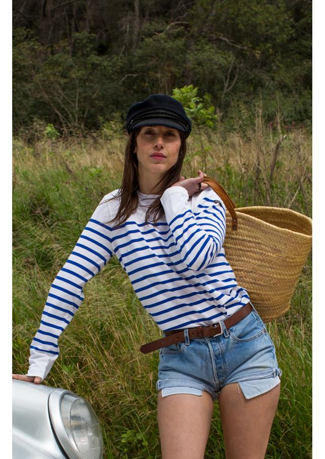 Picasso Breton Shirt