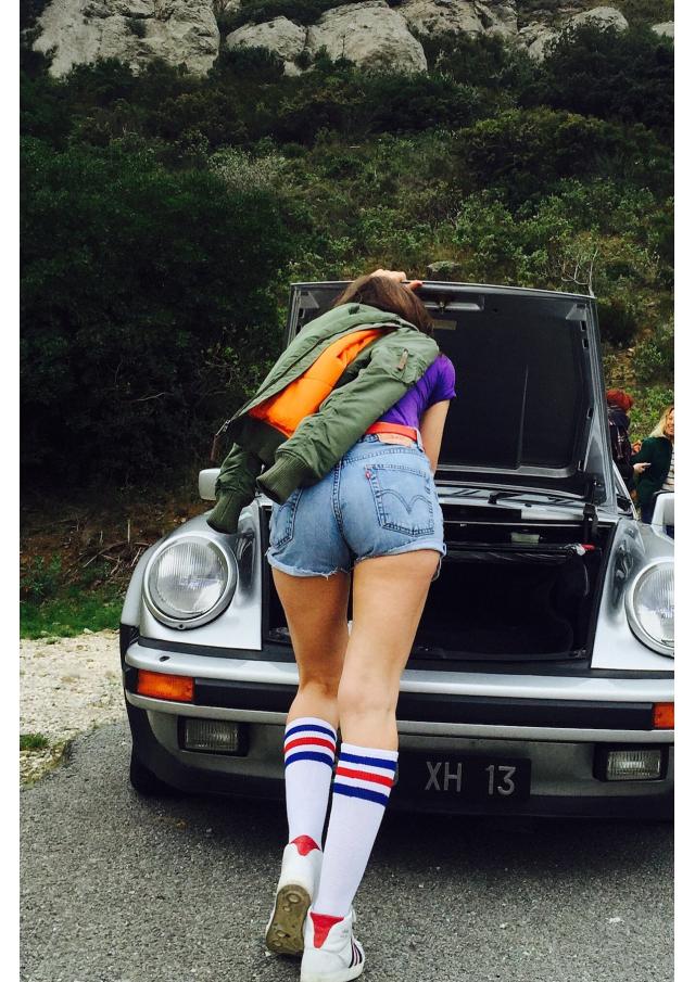 Jean 501, mini shorts, vintage