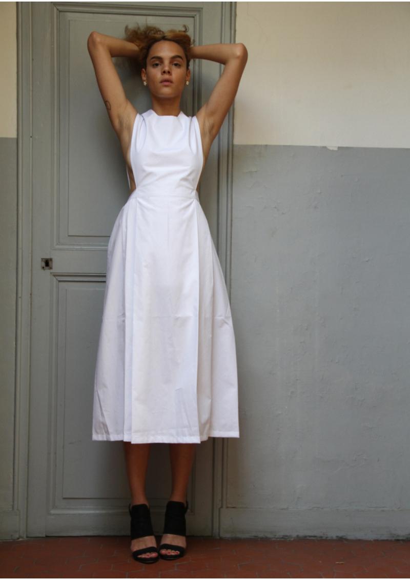La robe chasuble de none