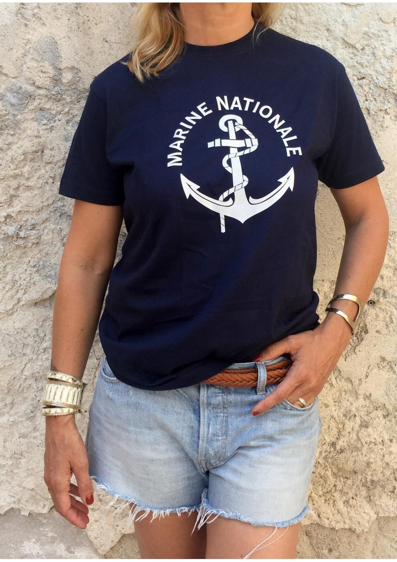 Le T-Shirt Navy de la Marine Nationale