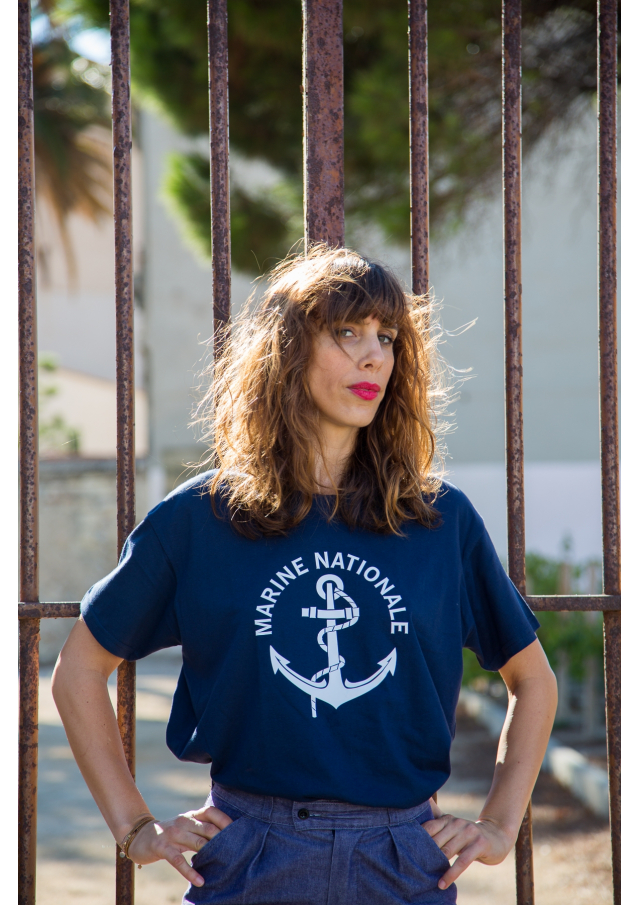 Le T-Shirt Navy de la Marine Nationale