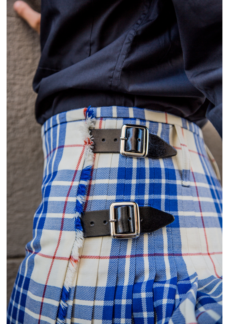 Le kilt traditionnel des Highlands