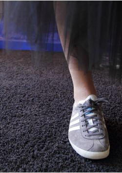 Le tutu long de ballet