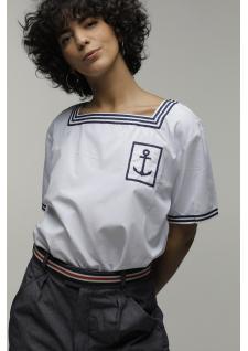 La chemisette de la marine Nationale
