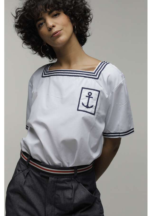 The French Navy Shirt
