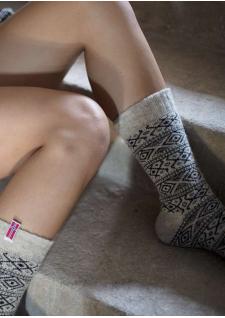 Les chaussettes suédoises traditionnelles