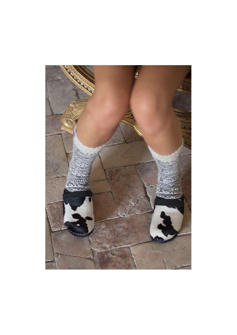 Les chaussettes scandinaves traditionnelles
