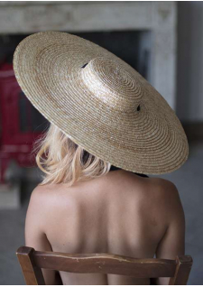 Le chapeau provençal