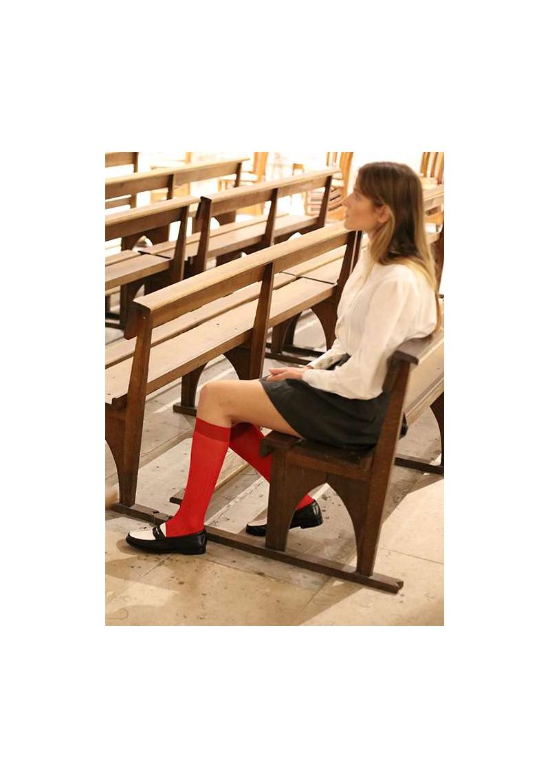 Les chaussettes de cardinal