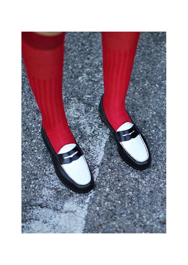 Cardinal Socks