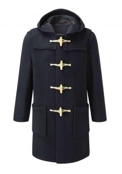 NEW Le vrai Duffle-Coats anglais pour homme corne et corde