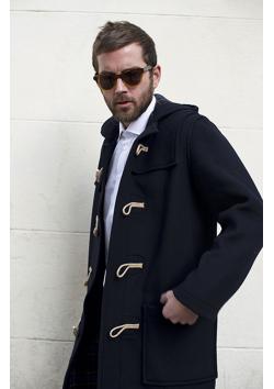 Original English Duffle-Coat for Men