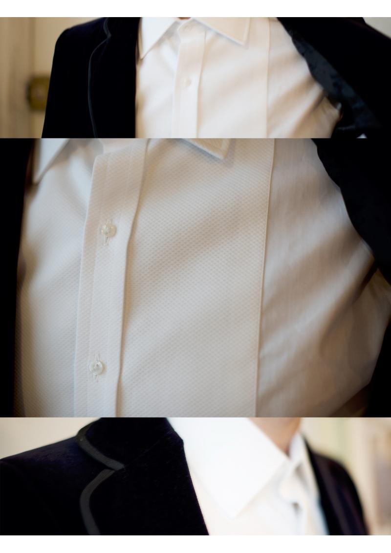 La chemise anglaise de référence, la Dr. No