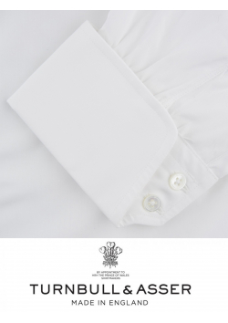 The English shirt by definition, the Dr. No of Turnbull & Asser