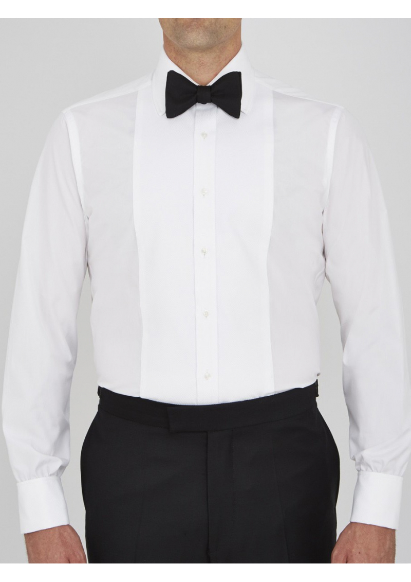 The English Tuxedo Shirt