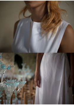 Nun Pinafore Dress