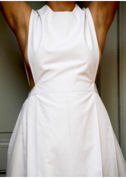 La robe-chasuble de nonne