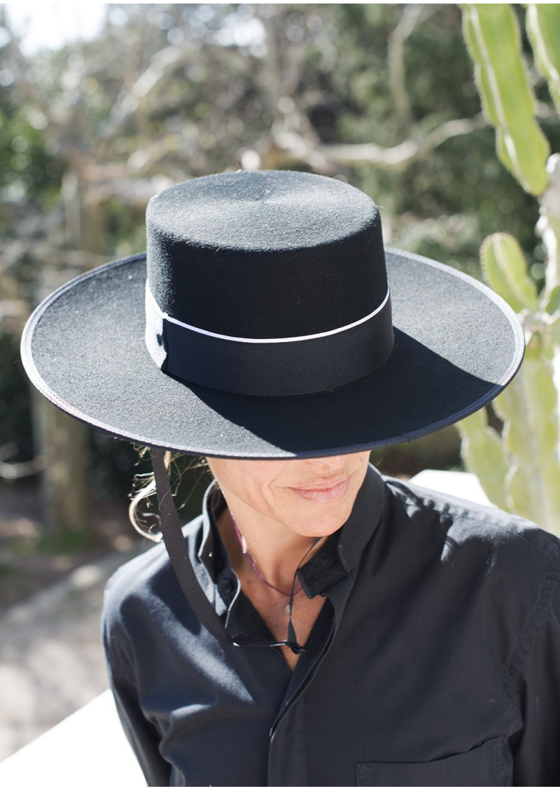 Le chapeau andalou