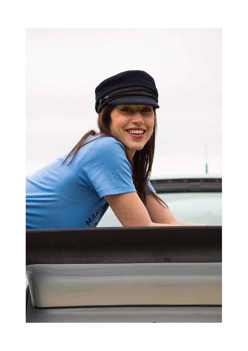 La véritable casquette du marin breton