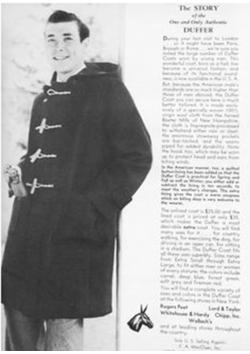 The Original English Duffle-Coat