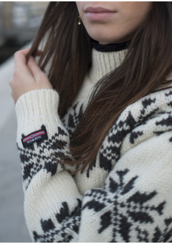 The Traditional Nordic Sweater