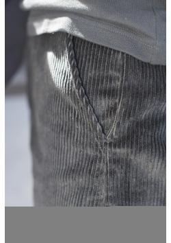 Le pantalon largeot de compagnon