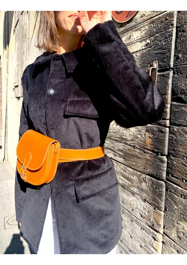 La mini gibecière ceinture