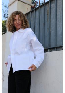 Work Jacket in Light Cotton