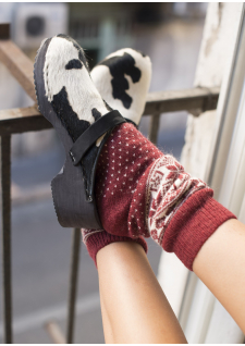Traditional Scandinavian socks