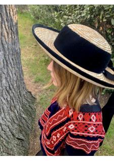 The Breton Straw Hat