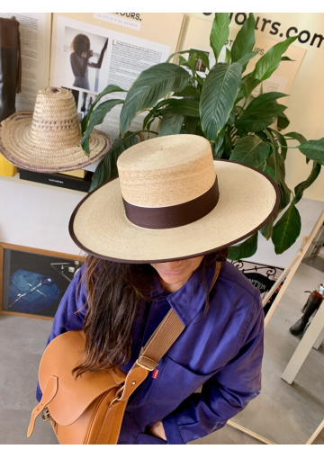 The Cordobes straw hat