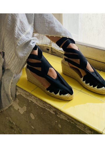 The Wedge Espadrilles with...