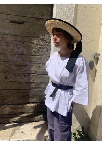 La chemise-robe de surplis