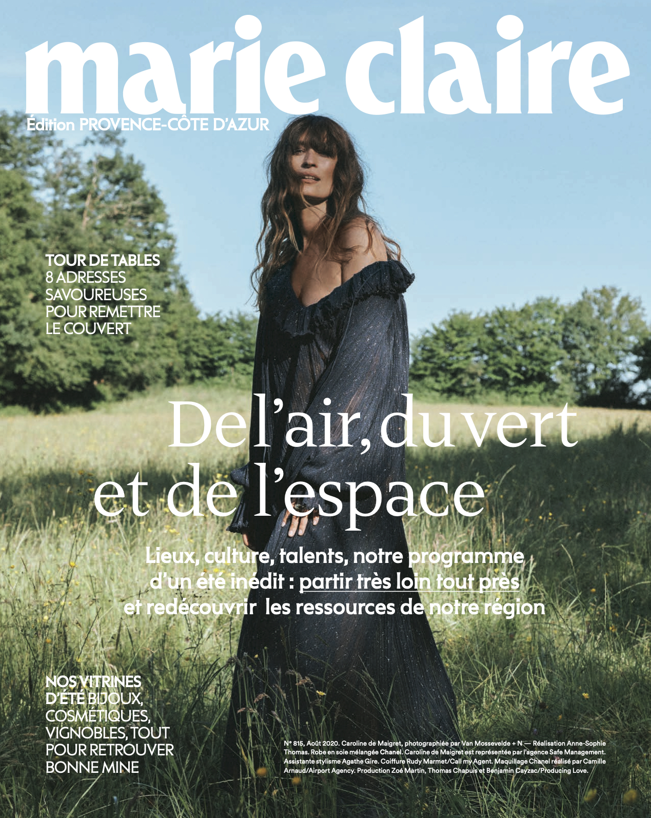 Marie Claire Provence 1
