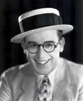 Buster Keaton en canotier
