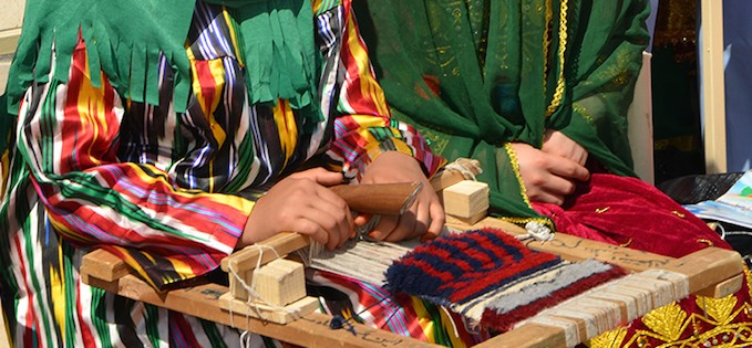 Artisanat traditionnel afghan