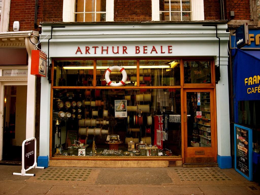 Arthur Beale